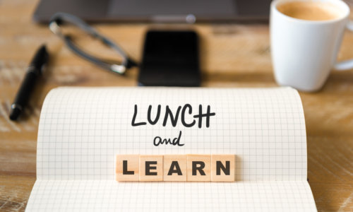 Foto - Uitnodiging gratis live lunchwebinars Cope2Work en Baanverlies