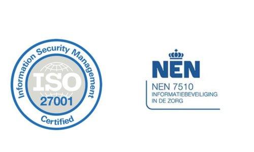 Foto - Informatiebeveiliging | ISO 27001 en NEN 7510